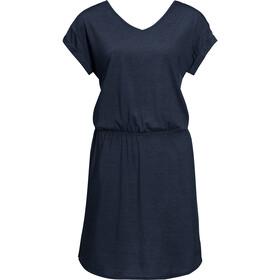 Jack Wolfskin Coral Coast Kleid Damen midnight blue